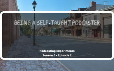 605: The Ups and Downs of Local Podcasting
