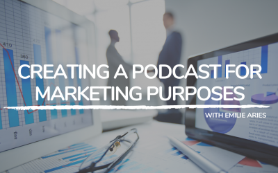 703: Creating a Podcast For Marketing Purposes